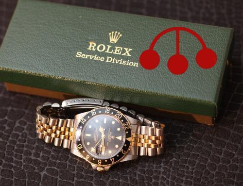 Rolex GMT Master – 1979 – a Look Into GMTs – Vintage and Modern