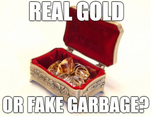The 4 Best Ways to See if Your Gold is Real: A Guide