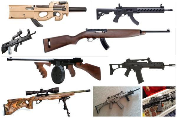 We sell Rifles