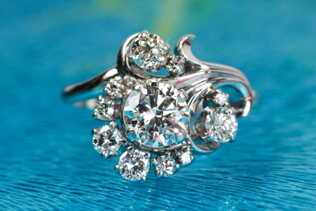 Pawn Shop Wedding Rings Graph Graff Promise Ring Diamond 0 70ct